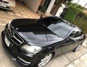 ขายรถ  Mercedes Benz class C180 coupe W204  ปี 2012