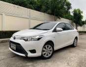 2014 Toyota VIOS 1.5 E sedan