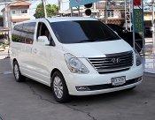 Hyundai Grand starex 2.5 VIP ปี11 รถมือเดียว7ที่นั่งภายในVipขับดีไม่มีอุบัติเหตุสภาพรถพร้อมใช้