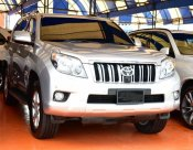 Toyota Landcruiser Prado 3.0 D AT สีเงิน ปี 2011