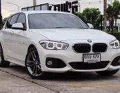 BMW 118i M-Sport (เครื่องเบนซิล ตัว minor-change) ปี16