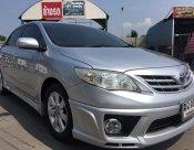 2012  Toyota altis 1.6 E Auto CNG โรงงาน