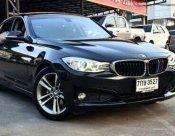 2015 BMW SERIES 3 sedan 320 d GT โฉม F30 เครื่องดีเซล สีดำ ออกศูนย์ BMW THAILAND ไมล์น้อย 62,xxx km. ชุดแต่ง M Sport ของแท้ทั้งคัน