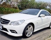 Benz E-Coupe E250 AMG Package ปี2010