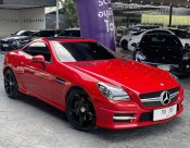 2015 Mercedes-Benz SLK250 Sport coupe
