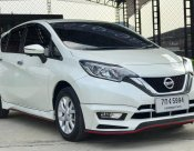 2017 Nissan Note 1.2 VL hatchback