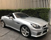 2014 Mercedes-Benz SLK200 AMG convertible