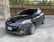 ฟรีดาวน์ Mazda 2 1.5Spirite Sport ปี2011 เทาดำ รถมือเดียว ไม่แก๊ส