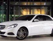2016 Mercedes-Benz E200 Edition E sedan