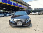 Mercedes Benz E200 CGI Coupe Blue Efficiency A/T 2010