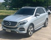2016 Mercedes-Benz GLE500 e 4MATIC suv