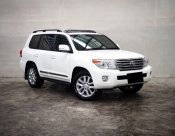 Toyota Land Cruiser V8 VX200 ปี 2014 Top 3จอ☝