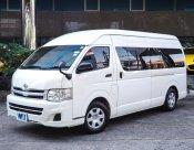 รถยังไม่จดทะเบียน Toyota Commuter 2.7 vvti A/T ปี 2015