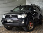 Toyota Fortuner 2.7 V SUV AT ปี2009