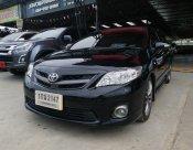 2012 Toyota COROLLA 1.8 SEG sedan รถบ้าน รถมือสอง รถฟรีดาวน์
