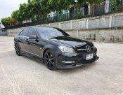 ขายรถ Mercedes Benz C180 CGI SALOON (W204) ปี  2012