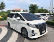 2016 Toyota ALPHARD 2.5 S C-Package mpv