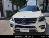 2015 Mercedes-Benz ML250 CDI Top