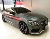 Mercedes Benz C43 Coupe AMG Top V6 Bi-Turbo ปี 2019