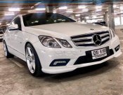 Benz E250 CGI Coupe ปี 2010