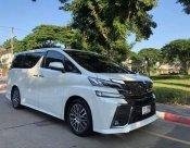 2016 Toyota VELLFIRE 2.5 Z G EDITION mpv