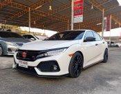 Honda Civic FC 1.8 EL AT 2018 สีขาวเลขไมล์ 11,xxx km.