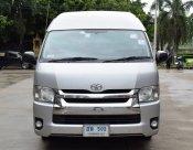 2015 Toyota HIACE 3.0 Commuter van