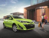 รีวิว All New Toyota Yaris 2018