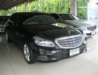 2014 Mercedes-Benz E200 CGI Elegance sedan
