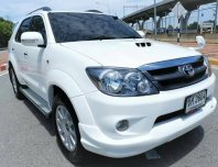 2008 Toyota Fortuner 3.0 TRD Sportivo 4WD suv