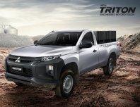 รีวิว Mitsubishi Triton 2019 (2 ประตู)