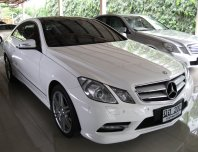 2013 Mercedes-Benz E200 CGI AMG coupe