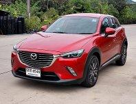 Mazda CX-3 2.0 S ปี15 สีแดง รถบ้านมือเดียวสภาพสวยขับดีเครื่องช่วงล่างแน่นออฟชั่นพร้อมใช้