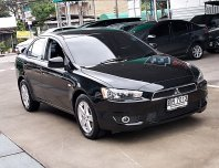 Mitsubishi Lancer EX 1.8 GLS ปี11 สีดำ รถบ้านมือเดียวสวยขับดีภายในดำเครื่องช่วงล่างแน่นพร้อมใช้