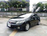 2013 Honda CIVIC 1.8 S i-VTEC sedan เดิมทุกจุดสวย100% มือเดียว ขายราคาส่ง