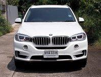 BMW X5 Sdrive25d 2.0 F15 ปี15 รถมือเดียวขับดีตัวรถไม่มีอุบัติเหตุออฟชั่นเต็มคัน