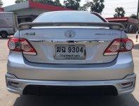 2012 จัดล้นๆ ฟรีดาวน์ สวยมาก Toyota altis 1.6 E Auto CNG โรงงาน