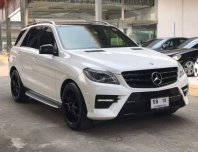 Mercedes BENZ ML250 CDI AMG ปี2015