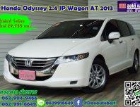 Honda Odyssey 2.4 JP Wagon AT 2013