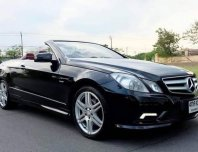 Mercedes Benz E200 Cabriolet AMG Package ปี2011