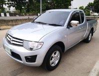 2011 Mitsubishi TRITON 2.4 GLX pickup รถมือเดียวผู้หญิงใช้ ไม่เคยชน วิ่งแค่7หมื่นโล สวยจัด