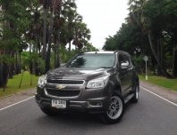 Chevrolet Trailblazer 2.8 LTZ 1 4WD ปี 2012
