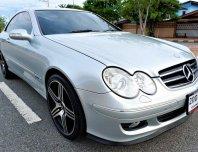 2010 Mercedes-Benz CLK200 Kompressor Avantgarde sedan