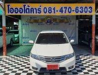 ขายรถมือสอง Honda CITY 1.5 SV ปี2014 P62/25