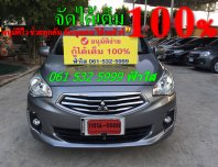 MITSUBISHI ATTRAGE 1.2 GLX , AT ปี2017 ไ