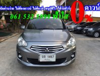 MITSUBISHI ATTRAGE 1.2 GLX , AT ปี2017