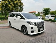 2016 Toyota ALPHARD 2.5 S C-Package wagon