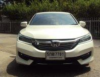 2016 Honda ACCORD 2.0 EL i-VTEC sedan