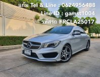 BENZ CLA250 AMG PACKAGE PANORAMIC GLASS ROOF AT ปี 2017 (รหัส FRCLA25017)