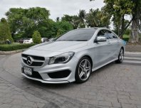 2016 Mercedes-Benz CLA250 AMG Dynamic sedan